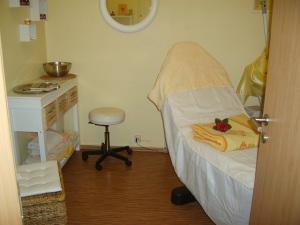 Behandlungsraum Naturfriseur -Salon Rüttiger
